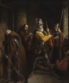 The night of Bartholomew 1572