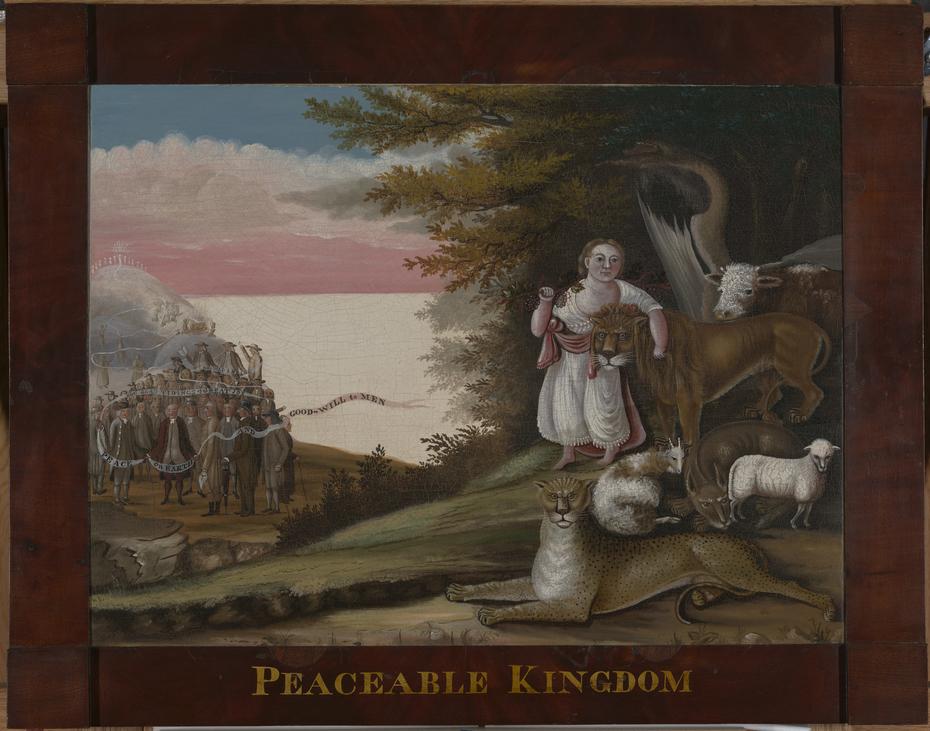 The PeaceableKingdom