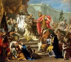 The Sacrifice of Jephtha's Daughter (Pittoni, Southampton)