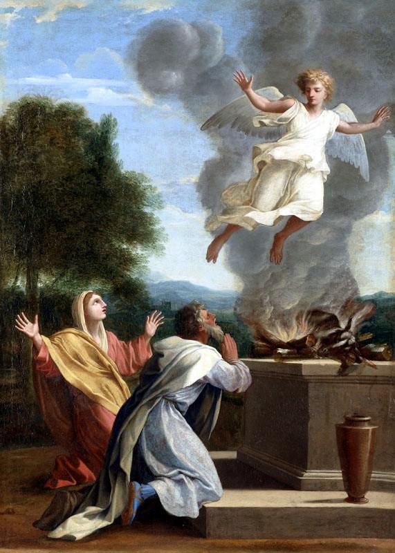 The Sacrifice of Manoah