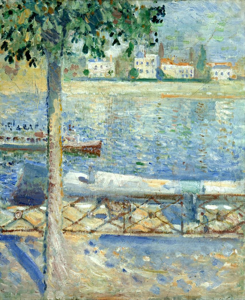 The Seine at Saint-Cloud