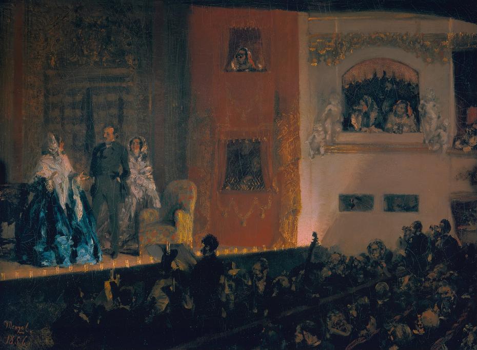 The Théâtre du Gymnase