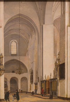 The Transept of Århus Cathedral