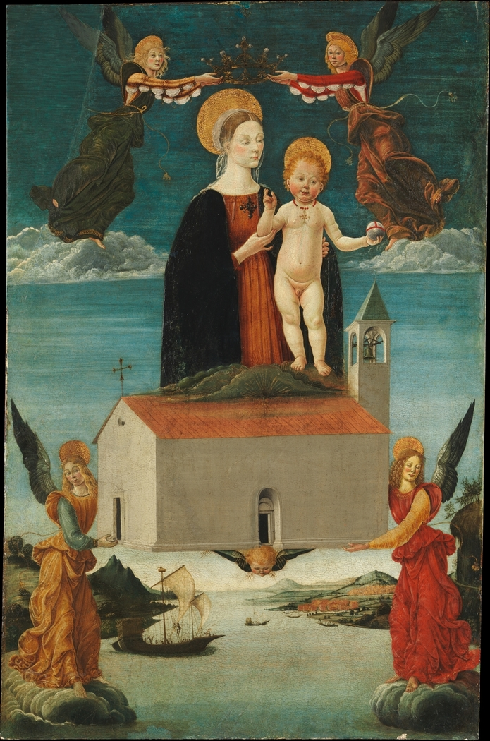 The Translation of the Holy House of Loreto