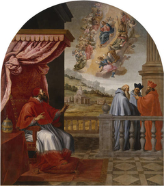The Vision of Pope Victor III