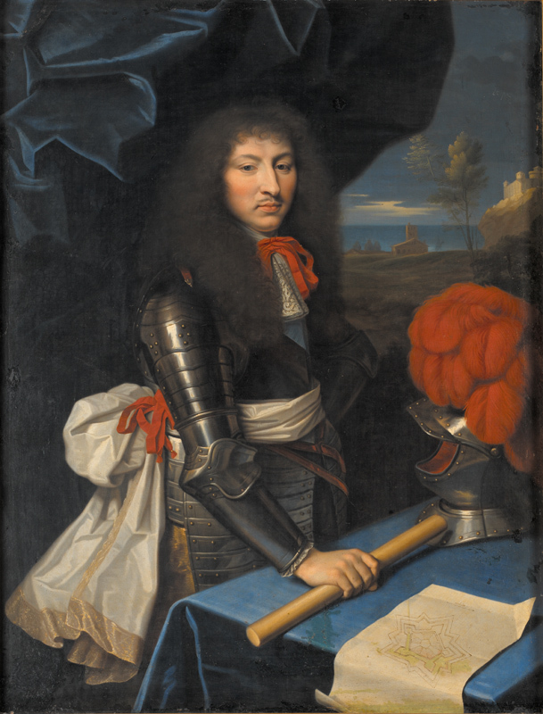 The Young Louis XIV
