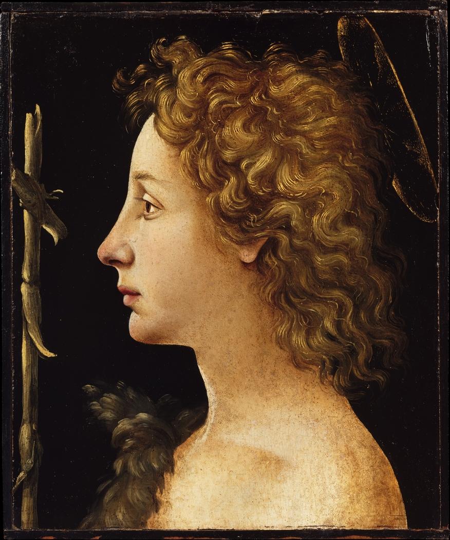 The Young Saint John the Baptist