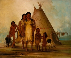 Two Comanche Girls