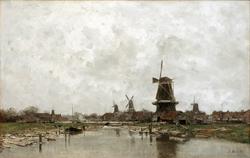 The Five Windmills