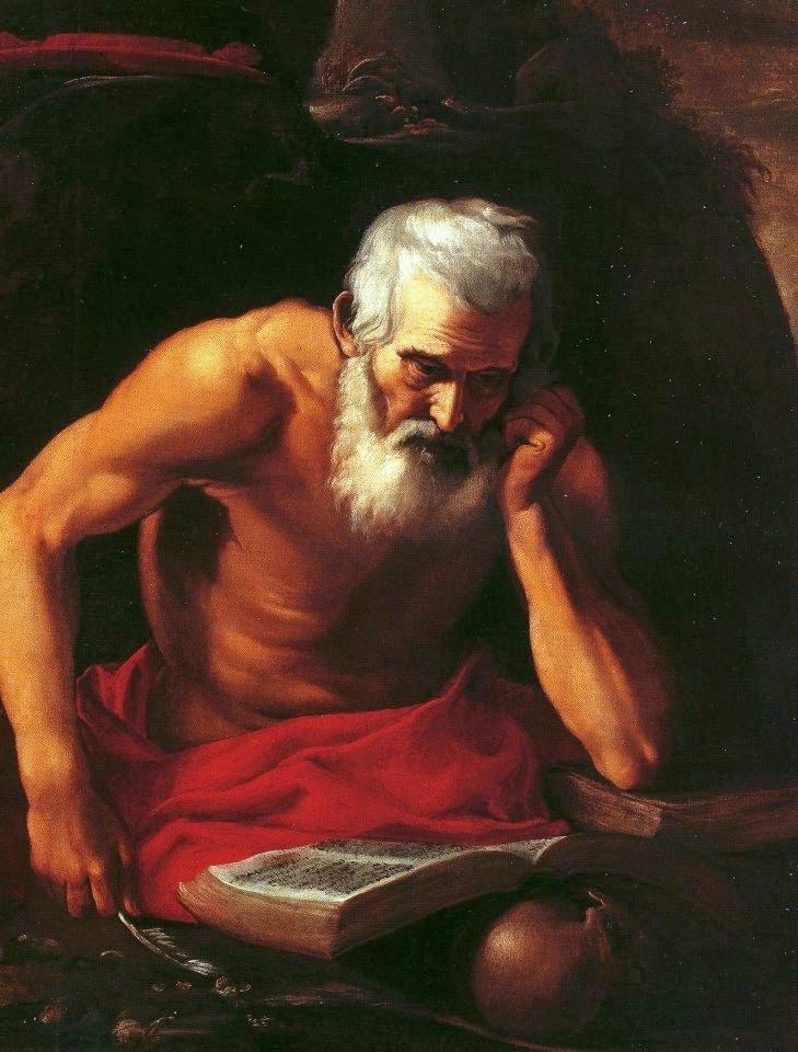 The penitent St. Jerome
