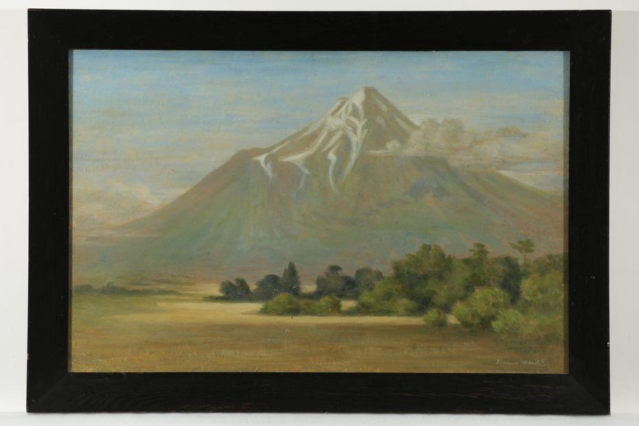 Untitled (Mount Egmont)