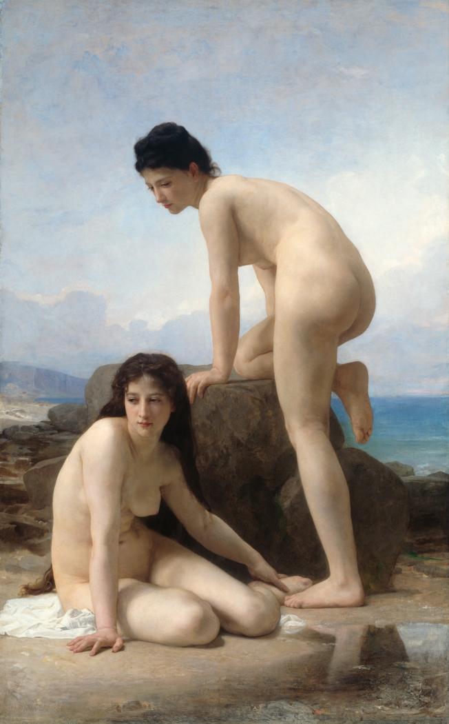 Τhe Bathers