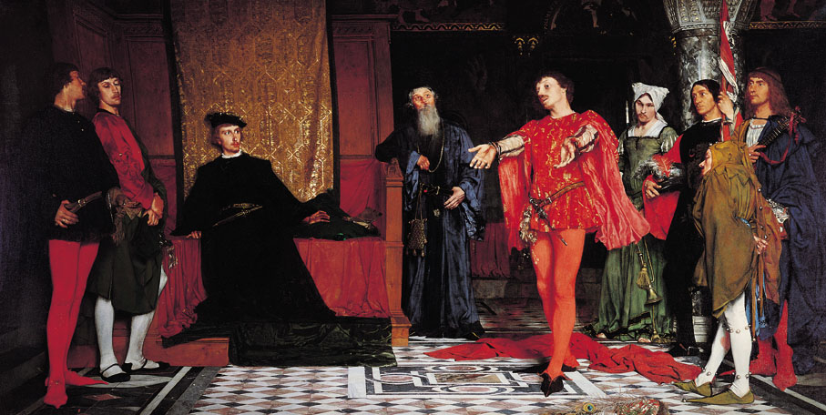 Actors before Hamlet