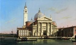 Venice: The Church of San Giorgio Maggiore
