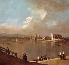 Venice: View towards Murano from the Fondamenta Nuove