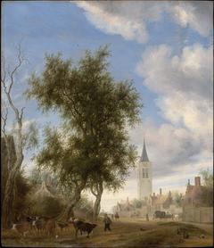 View of Beverwijk