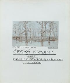 """16 Ansichten tschechischer Landschaften """"Ceska Krajiná"""""""