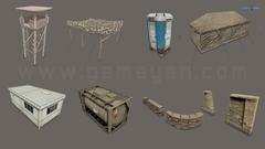 3D Game Asset Studio