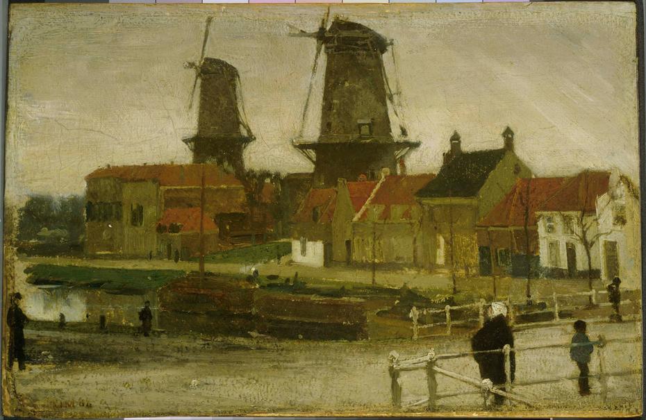 A Corner of the Hague