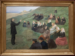 A field sermon