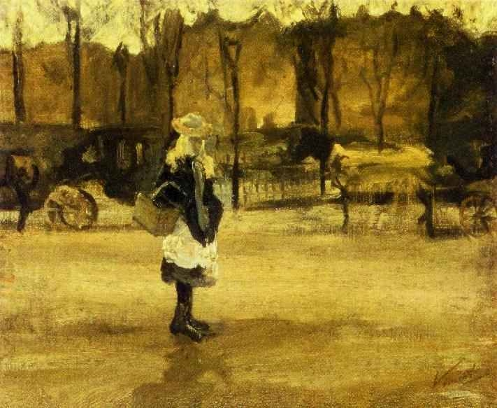 A Girl in the Street