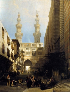 A View in Cairo