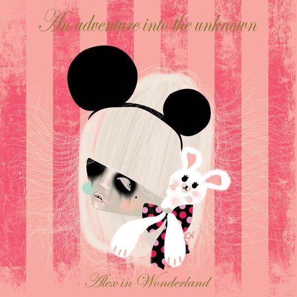 Alex in Wonderland * An Adventure Into the Unknown