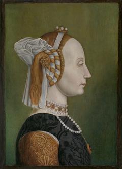 Battista Sforza, Countess of Urbino