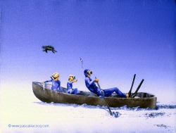 CANOTAGE - Boating -  by Pascal