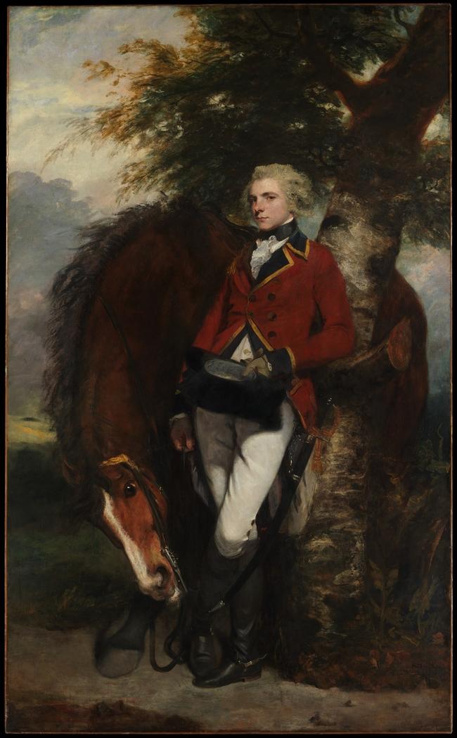 Captain George K. H. Coussmaker
