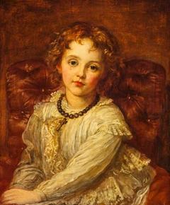 Caroline Muriel Callander, later Mrs Baird (c 1861 - 1932)