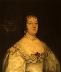 Charlotte de la Trémoille, Countess of Derby (1599 – 1664)