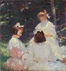 Children in Woods