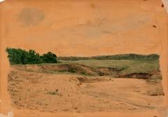 Chuguev landscape