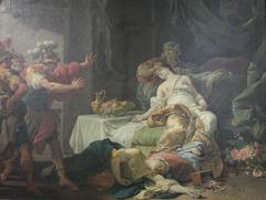 Cléopâtre expirante