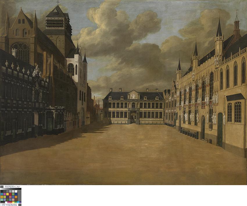 De Burg in Brugge