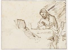 De verzoeking van Christus