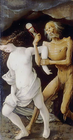 Death chases a Maiden