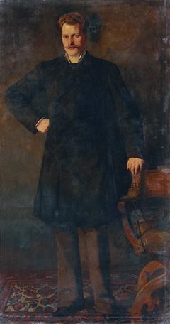 Der Kammersänger Theodor Reichmann