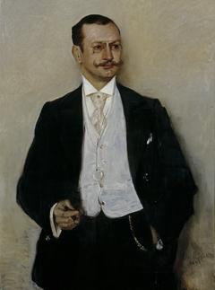 Der Maler Carl Strathmann