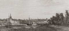Dutch Boats at Low Tide - Antwerp