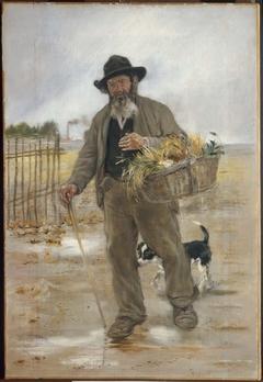 Garlic Seller