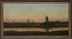 Gezicht op Brugge, Kruisvest
