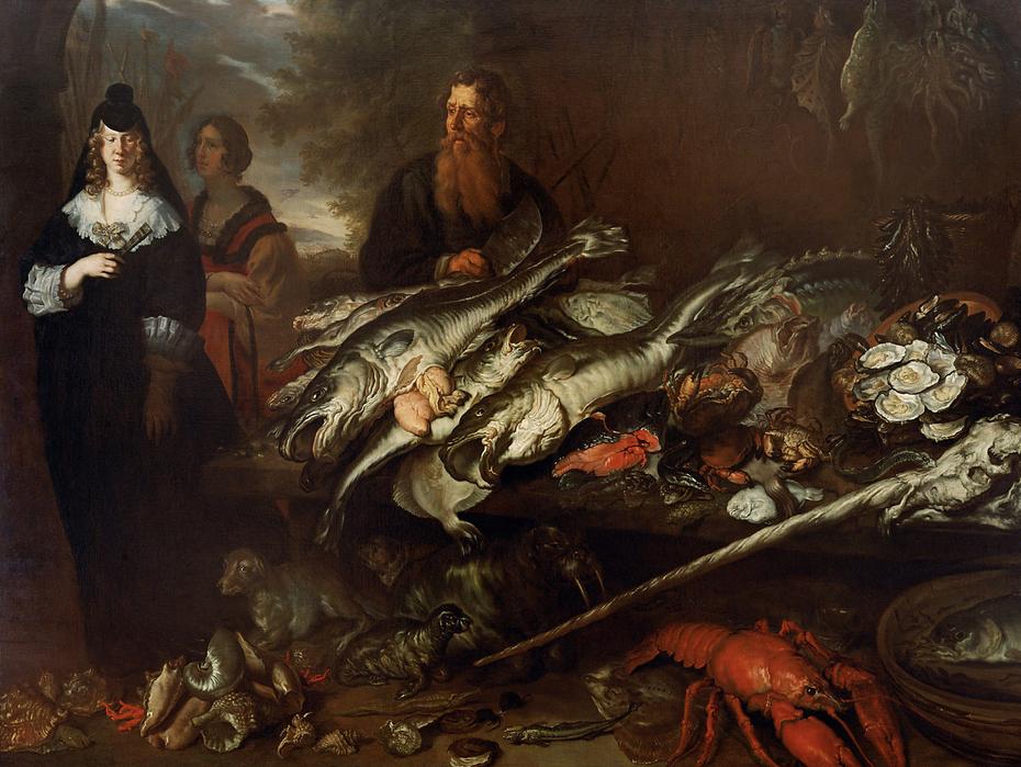 Großer Fischmarkt