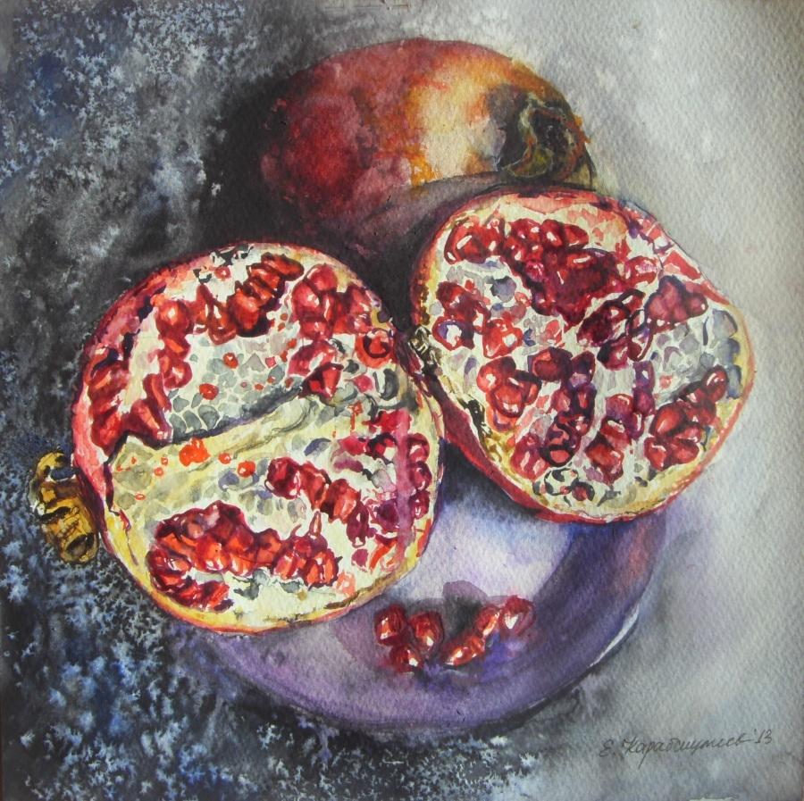 Hap | Pomegranate