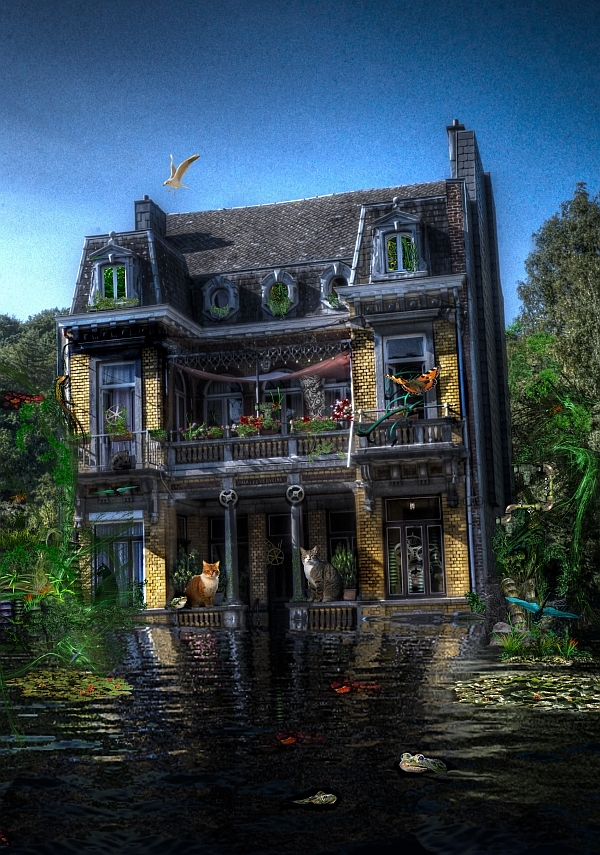 House in the River