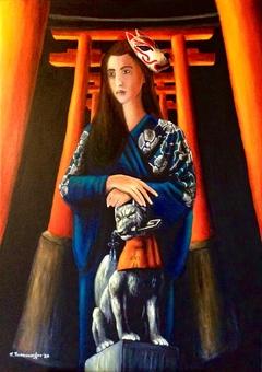 Inari Goddess