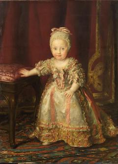 Infantin Maria Theresa von Neapel (1772-1807)