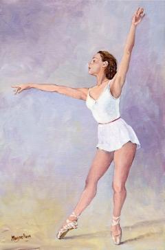 Irina the dancer