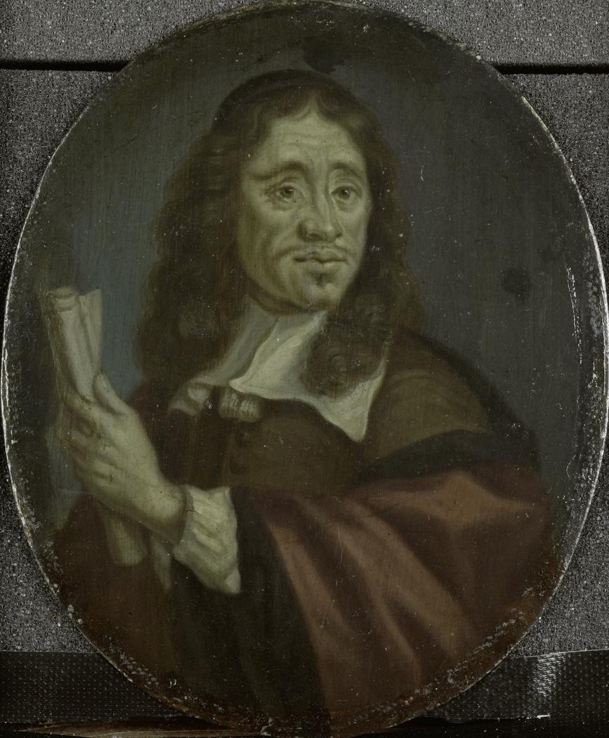 Jan Vos (c. 1620-67), Amsterdam poet